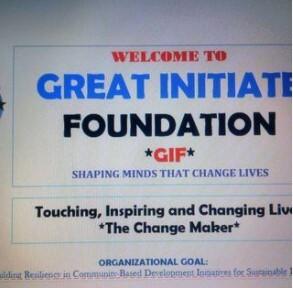 great initiate foundation
